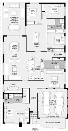Maybe The Vienna floorplan