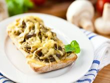 broodje champignon http://www.budgetkoken.be/belegde-broodjes/broodje-champignons.php