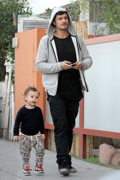 Orlando Bloom & Flynn