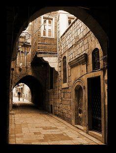 The streets of Aleppo 4 - Aleppo, Halab