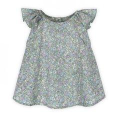 """LFG loves Troizenfants """"Mahé baby blouse""""!"""