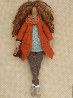 Куклы Тильды ручной работы. Кукла в стиле Тильда