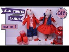 МК Шьем кота - YouTube