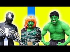 Homem Aranha e Spidergirl Rosa contra o médico! Paciente Spidergirl alienígenas e zumbis comédia w! Funny Movies, Comedy Movies, Funny Video Clips, Funny Videos, Action Movies, Girl Humor, Hulk, Funny Photos, Funny Dogs