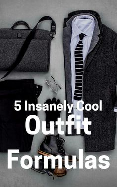 outfit formula for men.. #mens #fashion