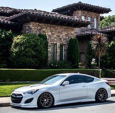 Gorgeous Hyundai Genesis