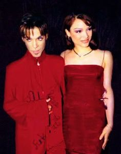 Prince and Mayte Garcia - 288 x 369