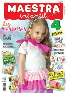 Maestra Infantil N° 177 Girls Dresses, Flower Girl Dresses, Summer Dresses, Face, Apps, Teacher Stuff, Piglets, Innovative Products, App