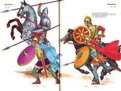 Byzantine Armies, 500-800 AD