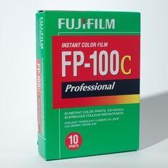 FUJIFILM FP-100C Professional Instant Color Film € 16