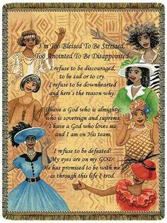 African American ladies