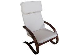 Poltrona a dondolo in legno di betulla mod. KARMA. Ideale per dedicarvi dei momenti di indimenticabile relax. Disponibile nei colori bianco e arancione. http://www.ebay.it/itm/Dondolo-Sedia-Poltrona-a-Dondolo-Relax-Legno-Arredamento-Casa-Soggiorno-Studio-/181515212023?pt=Poltrone&var=&hash=item6fde5ce6fd
