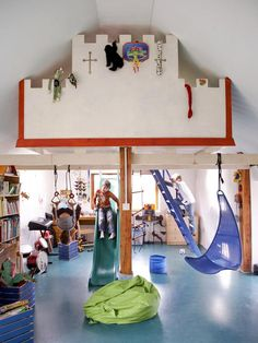 Stylish Kids' Bunk Beds