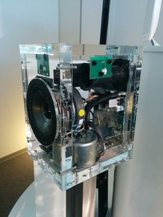 KEF'wireless powered loudspeaker, the X300A