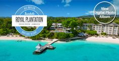 Honeymoon at Sandals Royal Plantation  Sandals Honeymoon Deal