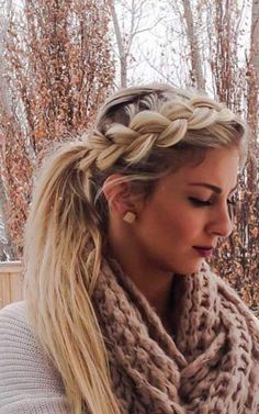 French braid #6