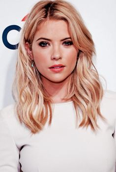 ashley benson. If I ever go short again ^ this is it!