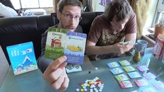 SU&SD recommends Machi Koro and Splendor (But they're not as good as Mundus Novus.)