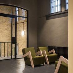 De Blokhuispoort – Leeuwarden Armchair, Upholstery, Daddy, Lounge, Studio, Interior, Table, Furniture, Design