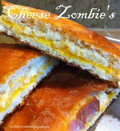 Freckle Face Girl: Cheese Zombies {Recipe}