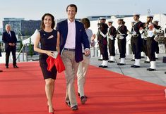 Crown Prince Frederik's 50th birthday celebrations : Concert  27 May 2018