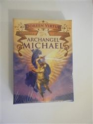 Archangel Michael - Angel Cards By Doreen Virtue Michael Angel, Archangel Michael, St Michael, Archangel Gabriel, Doreen Virtue Oracle Cards, Oracle Tarot, Oracle Deck, Deck Of Cards, Card Deck