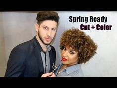 Beautybylee's Spring Color Spruce Up With Vincenzo - YouTube