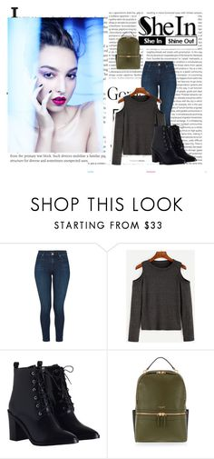 """Untitled #295"" by lunalynch13 ❤ liked on Polyvore featuring Oris, J Brand, Zimmermann and Henri Bendel"