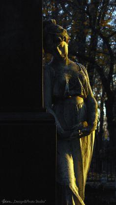 Impresja... (03) Cmentarz Stary.