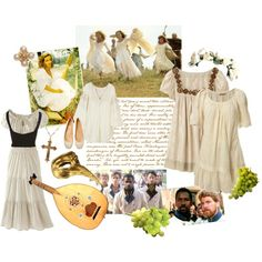 Much Ado About Nothing, created by summersdream on Polyvore