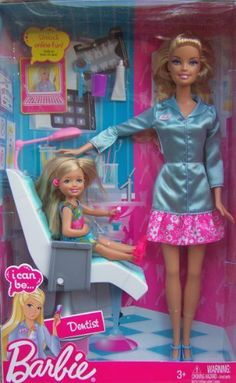 Barbie I can Be Dentist by Mattel. $47.95