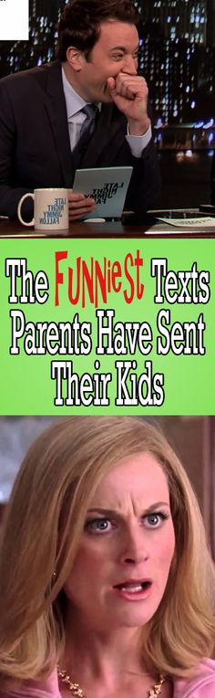 The Funniest Texts Parents Have Sent Their Kids