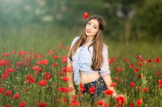 Poppies Girls by Andrea Carretta on 500px