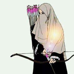 Hijab Drawing : Nurcan Kacira