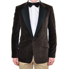 dolce and gabbana velvet blazer