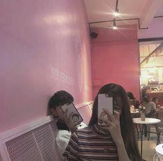 Lấy or save=fl dii Couple Ulzzang, Ulzzang Girl, Kpop Couples, Cute Anime Couples, Cute Couple Art, Sweet Couple, Cute Couples Goals, Couple Goals, Cute Korean