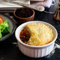 Traditional Style Vegan Shepherd's Pie | New leaf | Pinterest | Vegan ...