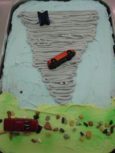 Tornado cake