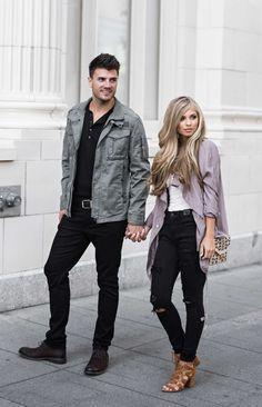 express-jessakae, street style, couples fashion, couples style, jessakae #expresslife #expresspartner