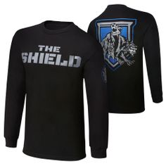 """The Shield """"Hounds of Justice"""" Long Sleeve T-Shirt"""
