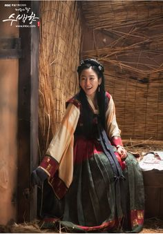 The King's Daughter, Su Beak Hyang (제왕의 딸 수백향) @ Koreanhistoricaldramas.com