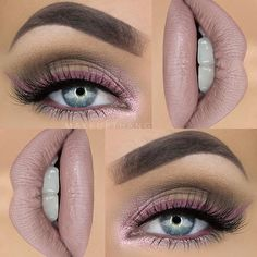 Gorgeous #Makeup #Inspiration by makeupthang