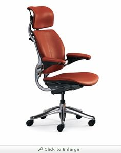 Humanscale Freedom Chair Works Very Well 979 Office Desk
