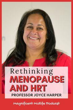 Meet Professor Joyce Harper, professor of Reproductive Science at the Institute for Women's Health, University College London to talk menopause. Stuck In Life, Post Menopause, Finding Purpose, Genetics, Professor, Feminism, Health And Wellness, Inspiration, Teacher