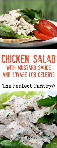 Mustard Salad Dressing, Creamy Salad Dressing, Salad Dressing Recipes ...