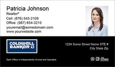 Coldwell banker business cards with thank you note coldwell banker coldwell banker business cards canada reheart Choice Image