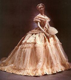 Dress worn by Empress Sisi