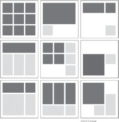 Nine-square Grid