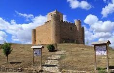 Castillo de Embid de Molina. Guadalajara