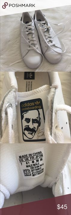 Adidas stan Smith sneakers Adidas stan Smith sneakers. Men's size 7 adidas Shoes Sneakers